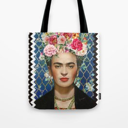 Forever Frida Tote Bag