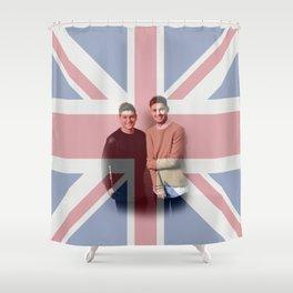 ESC UK 2016 Shower Curtain