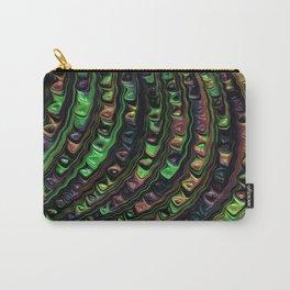 Weird Fractal Carry-All Pouch