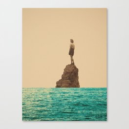 Lonesummer Canvas Print