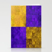 lakers Stationery Cards featuring LA-kers by Ramo