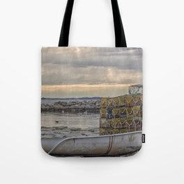 Sunbeam afternoon at Lanes Cove Tote Bag