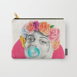 Zahra Carry-All Pouch