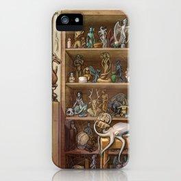Chimaera Shelf iPhone Case