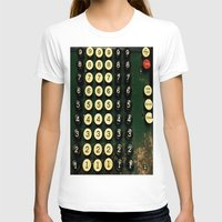numbers T-shirts featuring Numbers by Hazel Bellhop