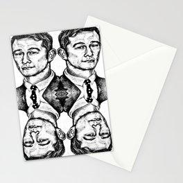 Joseph Gordon-Levitt collage Stationery Cards