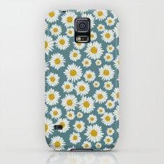 daisies Galaxy S5 Slim Case