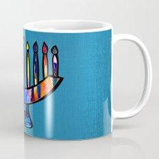 Happy Hanukkah! Mug