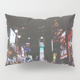 Evening Glow - Times Square Pillow Sham