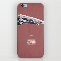 Mass Effect iPhone Skin