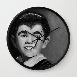Eddie Wall Clock