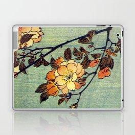 Hiroshige, Springtime In Japan, Thinking Of You Laptop & iPad Skin