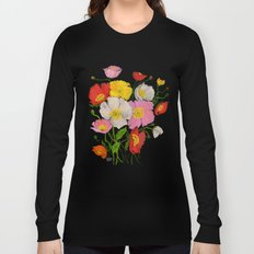 ICELANDIC POPPIES Long Sleeve T-shirt