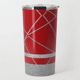 Silverado: Red Travel Mug