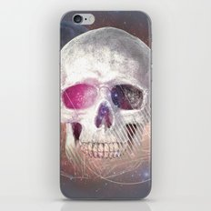 Astral Skull iPhone & iPod Skin