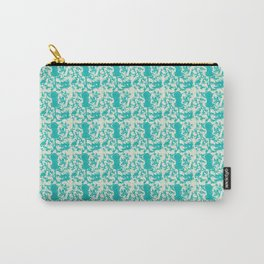 Sewing Toile in Teal Carry-All Pouch