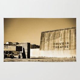 The Valley Theatre Rug