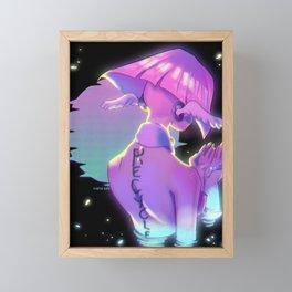 Recycle Framed Mini Art Print