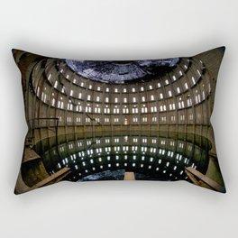 Building of a hundred windows Rectangular Pillow