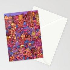 Tuna Plaza Stationery Cards