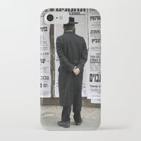 palestine iPhone & iPod Cases featuring Mea Shearim Palestine by Sanchez Grande