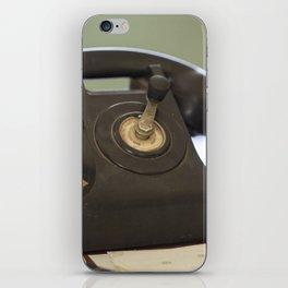 The Old Telephone iPhone Skin