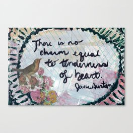 There Is No Charm Canvas Print