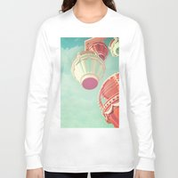 carnival Long Sleeve T-shirts featuring Carnival  by Scarlett Ella