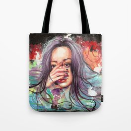 Nurture my Madness Tote Bag