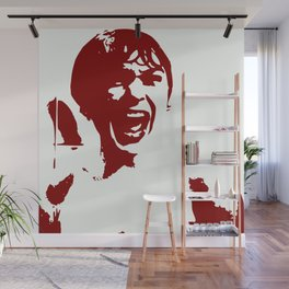PSYCHO Wall Mural