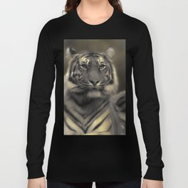 Golden Tiger 4 Long Sleeve T-shirt