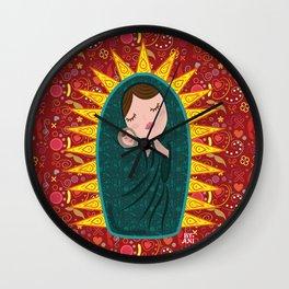 Virgin Wall Clock
