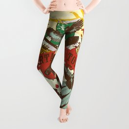 FREEDOM FOR ALL Leggings