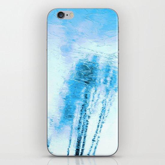 Winter Blue(s) 1>3 iPhone & iPod Skin