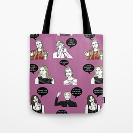 Newest New Yorkers Tote Bag
