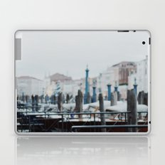 At the dock Laptop & iPad Skin