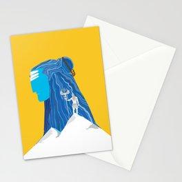 Shiva - The Destroyer Stationery Cards