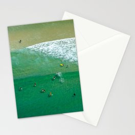 Surfing Day VI Stationery Cards