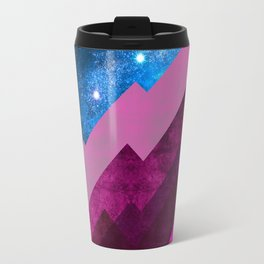 Purple Nature Travel Mug