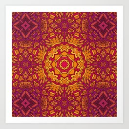 Kaleidoscope Dream Art Print