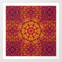 Kaleidoscope Dream Art Print