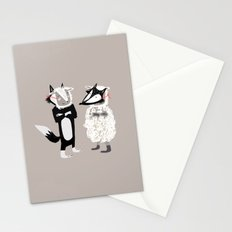 Swapping roles Stationery Cards