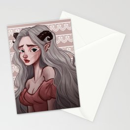 Devil Stationery Cards