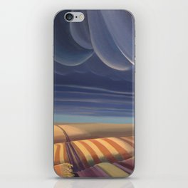 Storm's Coming iPhone Skin