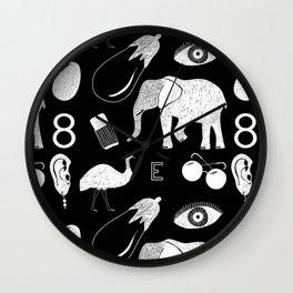 E-things Wall Clock