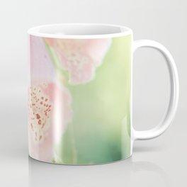 Pastel Foxgloves Coffee Mug
