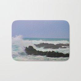 The Rocky Cambria Sea Bath Mat
