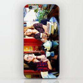 The Graduates iPhone Skin