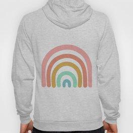 Rainbow Paint Hoody