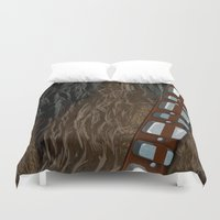 pilot Duvet Covers featuring Co-Pilot by BinaryGod.com